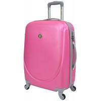 Дорожный чемодан Smile большой розовый (DM10052816BR)