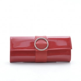 Клатч вечерний красный (DM7793CL)