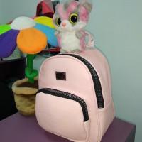 Небольшой городской рюкзак-сумка розовый для девушки (DM59162TCL)