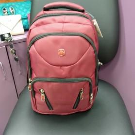 Рюкзак красный спортивный повседневный небольшой непромокаемый (DM8135511CL)
