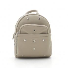 Мини-рюкзак 2 в 1 Camel бежевый с кошельком (DMCM3701CL)