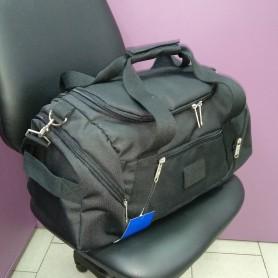 Спортивная дорожная компактная сумка 35 л черная (DM0031066BL)