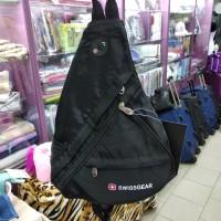 Мужская сумка - кобура кросс боди/Спортивный рюкзак (DM10001SG)