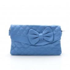 Женская сумка голубая (DM148CL)