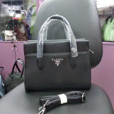 Женская каркасная сумка черная (DMBH907CL)