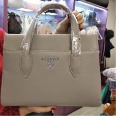 Женская каркасная сумка бежевая  (DMBH907CL)
