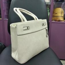 Женская сумка молочная светлая (DMBH908CL)
