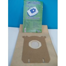 Мешок-пакет бумажный для пылесоса Philips, Electrolux (DM20134VL)