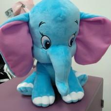 Игрушка мягкая Слон голубой (DM22001KZ)