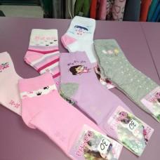 Носки детские для девочек Фенна размер 30-35 (DM220065116NS)