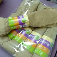 Женские капроновые носки телесные (DM220073NS)