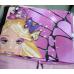 Детское постельное бельё полуторное розовое 150*220 хлопок Барби Марипоза (DM7251111KR)