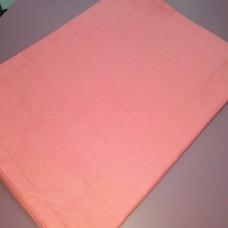 Наволочка 70 * 70 см хлопок однотонная розовая (DM2002023TT)