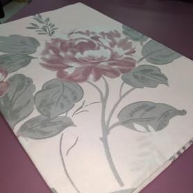 Наволочка 70 * 70 см хлопок розовая Пионы (DM2002025TT)
