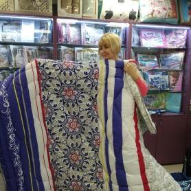 Одеяло полуторное шерстяное (DM21550TT)