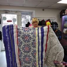 Одеяло двуспальное шерстяное (DM21551TT)