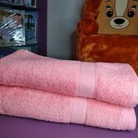 Коралловое махровое турецкое полотенце для рук и лица 50 * 90 см хлопок Косичка (DM50901237DM)