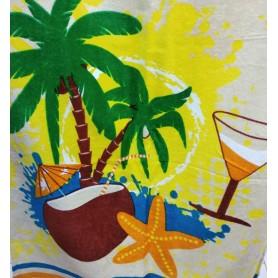Полотенце для пляжа хлопок Турция (DM5090131DM)