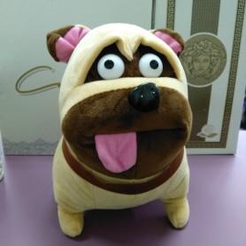 Игрушка Собака Пес мягкая (DM220033KZ)