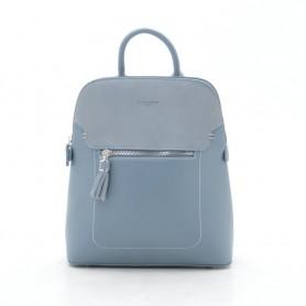Небольшой городской голубой для девушки рюкзак (DM59152TCL)
