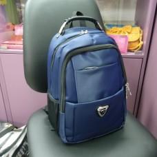 Рюкзак синий спортивный повседневный небольшой непромокаемый (DM81355CL)