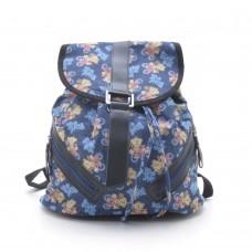 Рюкзак  повседневный тканевый с обезьянками (DMB2036CL)