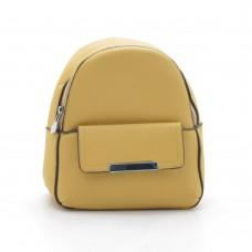 Небольшой городской  рюкзак желтый  (DMGJ21CL)