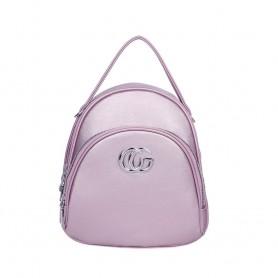 Рюкзак  сиреневый  небольшой для девушки  (DMQN-1236CL)