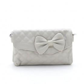 Женская сумка молочно белая  (DM148CL)