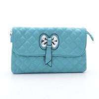 Женская сумка голубая (DM8016CL)