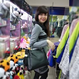 Женская сумка черная  (DMBH9072CL)