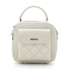 Женская сумка небольшая бежевая  (DMCM5190TCL)
