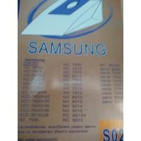 Мешок-пакет бумажный для пылесоса Samsung SO2 (DM2033VL)