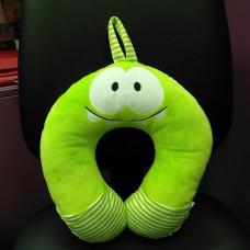 Дорожная подушка  зеленая салатовая Ам-ням  (DM22001410KZ)