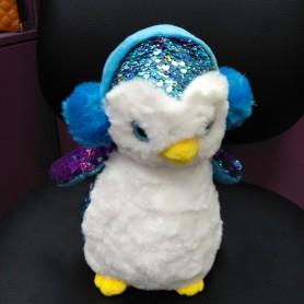 Игрушка Пингвин в наушниках с пайетками (DM2200219KZ)