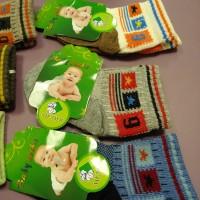 Носки детские для младенцев от 0 до 6 месяцев (DM220061NS)