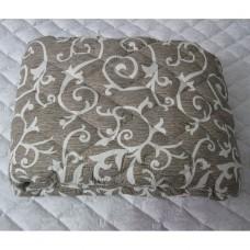 Одеяло  двухспальное евро 195*210 см холлофайбер бязь хлопок Украина (DM2889TT)