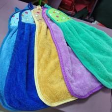 Кухонное полотенце махровое салфетка  (DM509021DM)