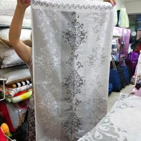 Кухонное полотенце салфетка велюр хлопок бежевое Турция (DM5090911DM)